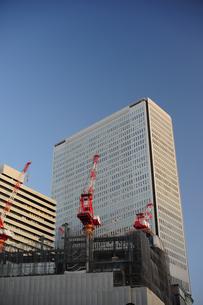 建築工事現場-4の写真素材 [FYI00316601]