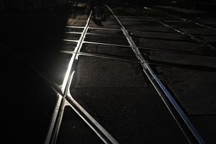 線路の写真素材 [FYI00316609]