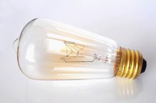 白熱電球-4の写真素材 [FYI00316632]
