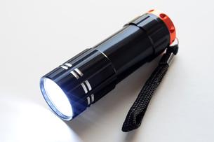 LED懐中電灯-2の写真素材 [FYI00316636]