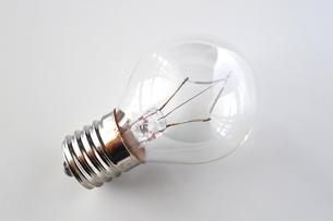 白熱電球-1の写真素材 [FYI00316637]