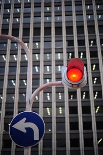 赤信号-2の素材 [FYI00316652]
