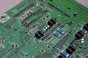 IC回路-3の写真素材 [FYI00316657]