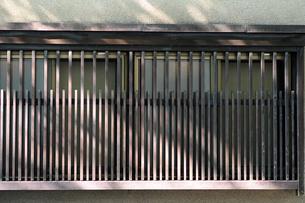 格子窓-2の写真素材 [FYI00316671]