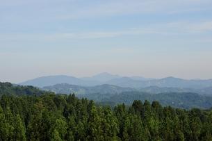 松之山温泉郷からの眺め-2の写真素材 [FYI00316710]