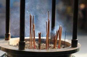香炉の写真素材 [FYI00316738]