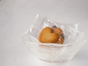 袋詰めされたクッキーの写真素材 [FYI00317025]