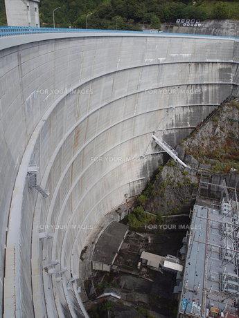 矢木沢ダムの写真素材 [FYI00317099]