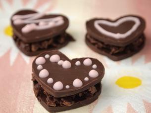 手作りチョコレートの写真素材 [FYI00317186]