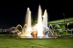 噴水の写真素材 [FYI00317401]