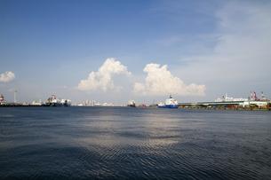 港の写真素材 [FYI00317413]