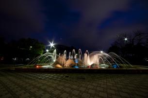 噴水の写真素材 [FYI00317487]