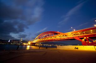 神戸大橋の写真素材 [FYI00317488]