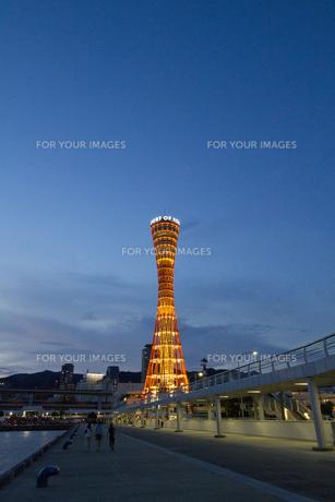 ポートタワーの写真素材 [FYI00317498]