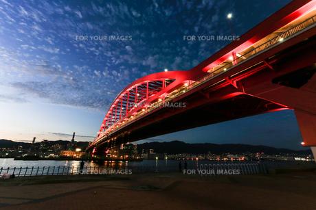 神戸大橋の写真素材 [FYI00317597]