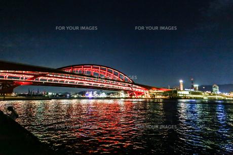 神戸大橋の写真素材 [FYI00317610]