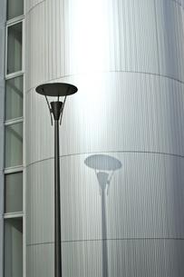 モダンな街灯の写真素材 [FYI00318265]