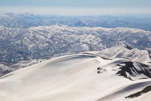 雪山の写真素材 [FYI00319456]