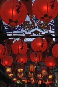 長崎ランタン祭りの写真素材 [FYI00319549]