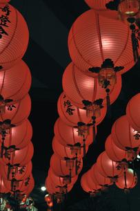 長崎ランタン祭りの写真素材 [FYI00319554]