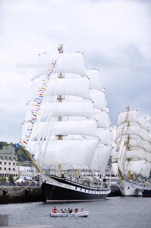 帆船の写真素材 [FYI00319648]