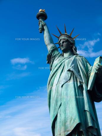 自由の女神の写真素材 [FYI00319759]