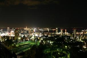 神戸の夜景の写真素材 [FYI00319808]