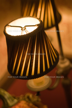 ライトスタンドの写真素材 [FYI00319910]