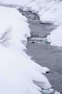 冬景色の写真素材 [FYI00320474]