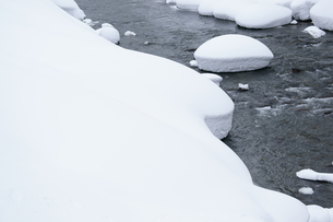 冬景色の写真素材 [FYI00320477]