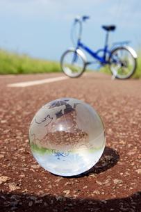 サイクリングの写真素材 [FYI00320576]