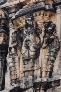 ハンピ遺跡のアチュタラヤ寺院の写真素材 [FYI00320606]