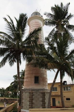 ゴールの灯台の写真素材 [FYI00320668]