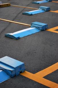 駐車場の写真素材 [FYI00321503]