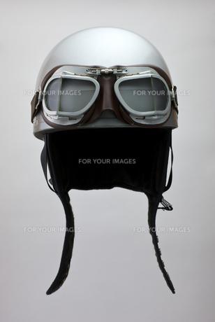 ヘルメットとゴーグルの写真素材 [FYI00321518]