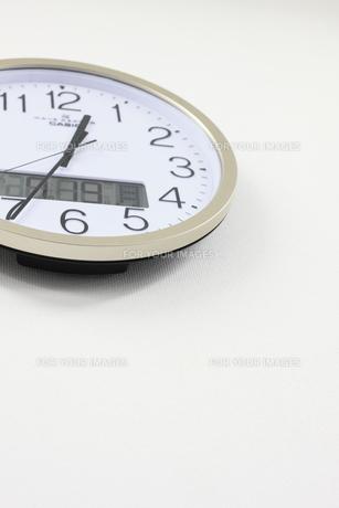 時計の写真素材 [FYI00321758]