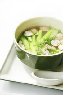 ベトナムのスープの写真素材 [FYI00321774]