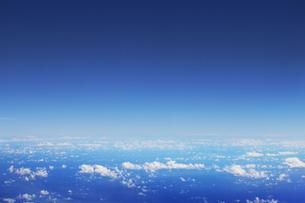 太平洋上空の写真素材 [FYI00321798]