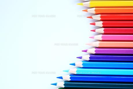 色鉛筆の写真素材 [FYI00321847]