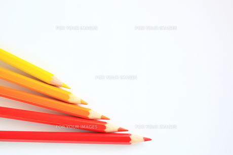 色鉛筆の写真素材 [FYI00321854]