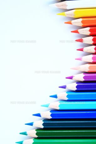 色鉛筆の素材 [FYI00321860]