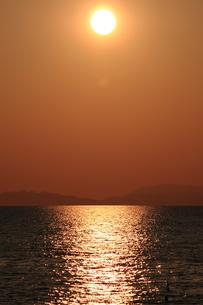 夕日の素材 [FYI00321994]