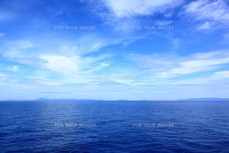 空と海の素材 [FYI00322172]