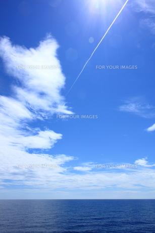 空と海の素材 [FYI00322196]