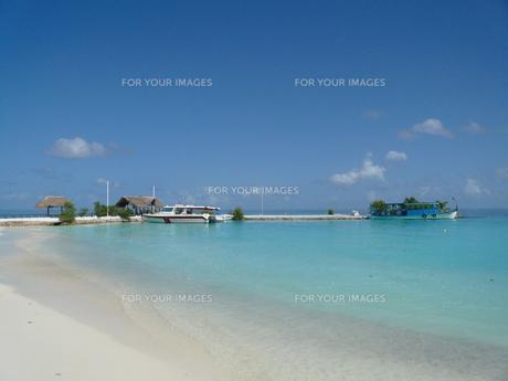 マクヌドゥのビーチの写真素材 [FYI00322477]