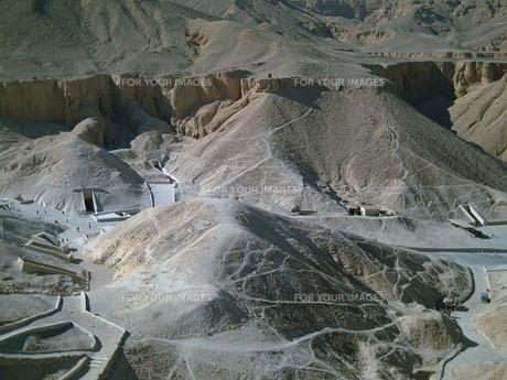 王家の谷の写真素材 [FYI00322479]