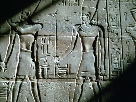 エジプト象形文字の写真素材 [FYI00322484]
