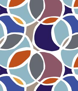 カラフルな円形の写真素材 [FYI00322745]