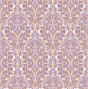 織物風のアラベスクの写真素材 [FYI00322765]