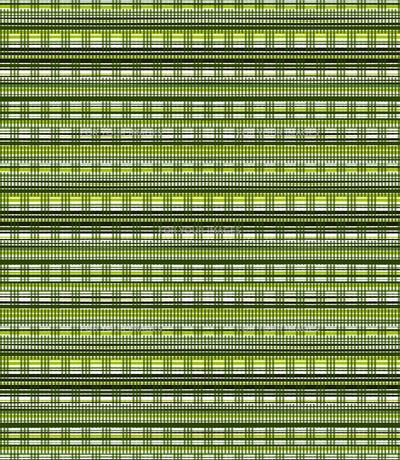 グリーン横縞ボーダー ラッピングの素材 [FYI00322770]